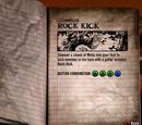Rock Kick