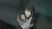 Infant Sasuke and Itachi