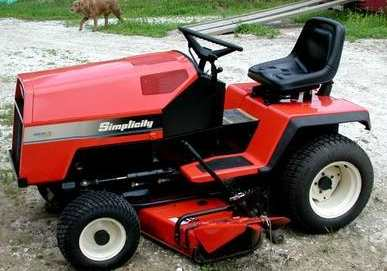 Simplicity Sunstar 20 Tractor Amp Construction Plant Wiki