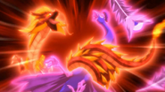 Imperador Dragão Supremo vôo