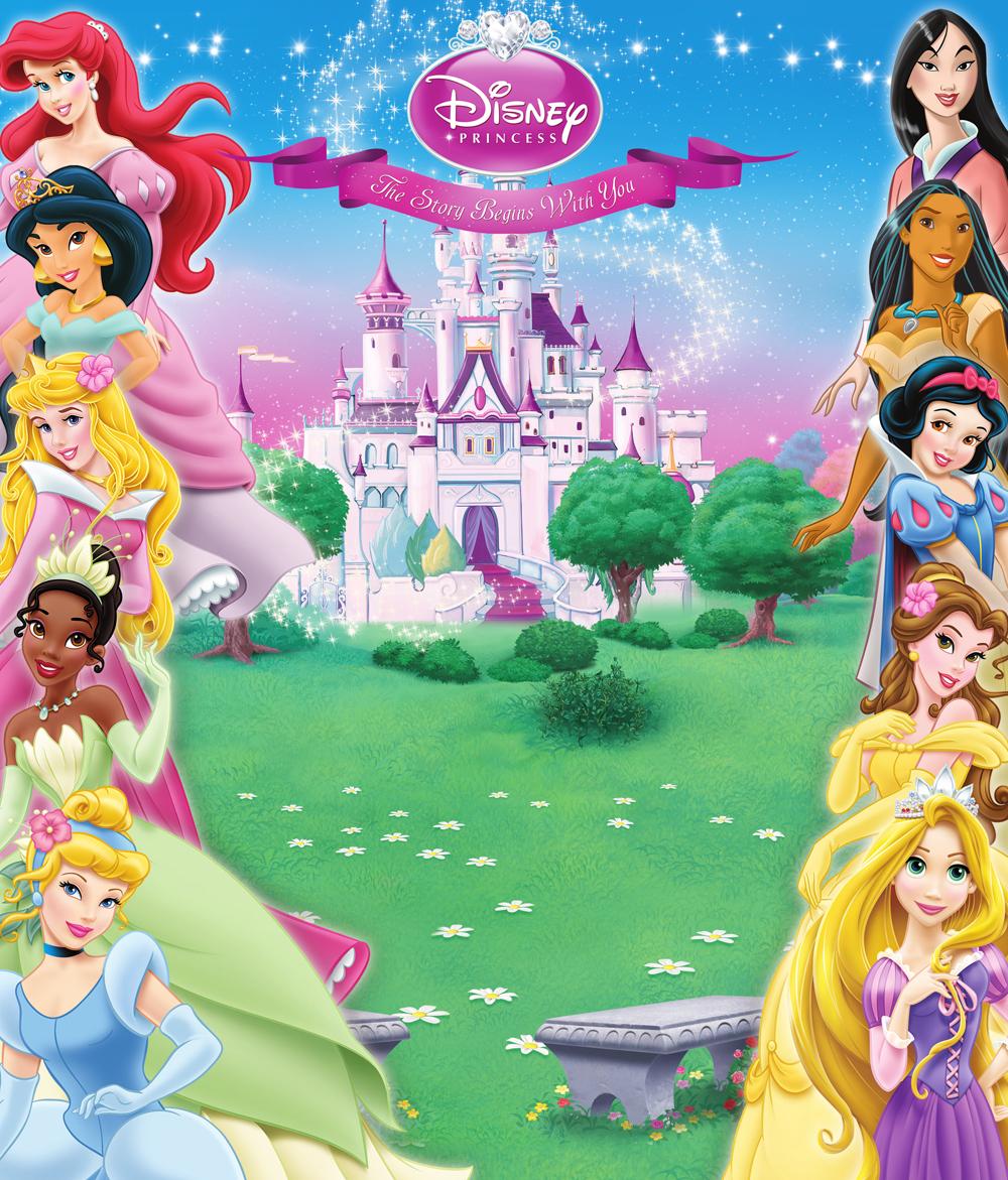 Image new disney princess background disney princess - Image princesse disney ...