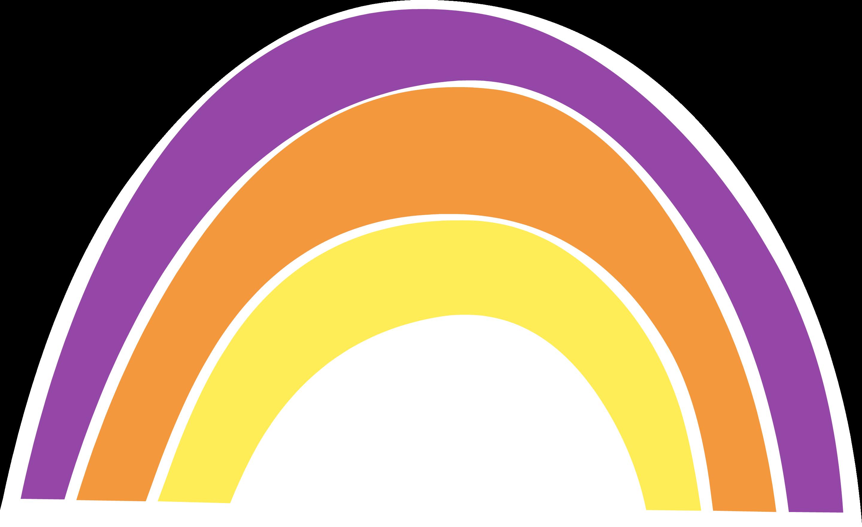 Rainbow Cartoon Png File Aip cm Rainbow Png