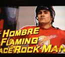 El Hombre Del Flaming Space Rock Man
