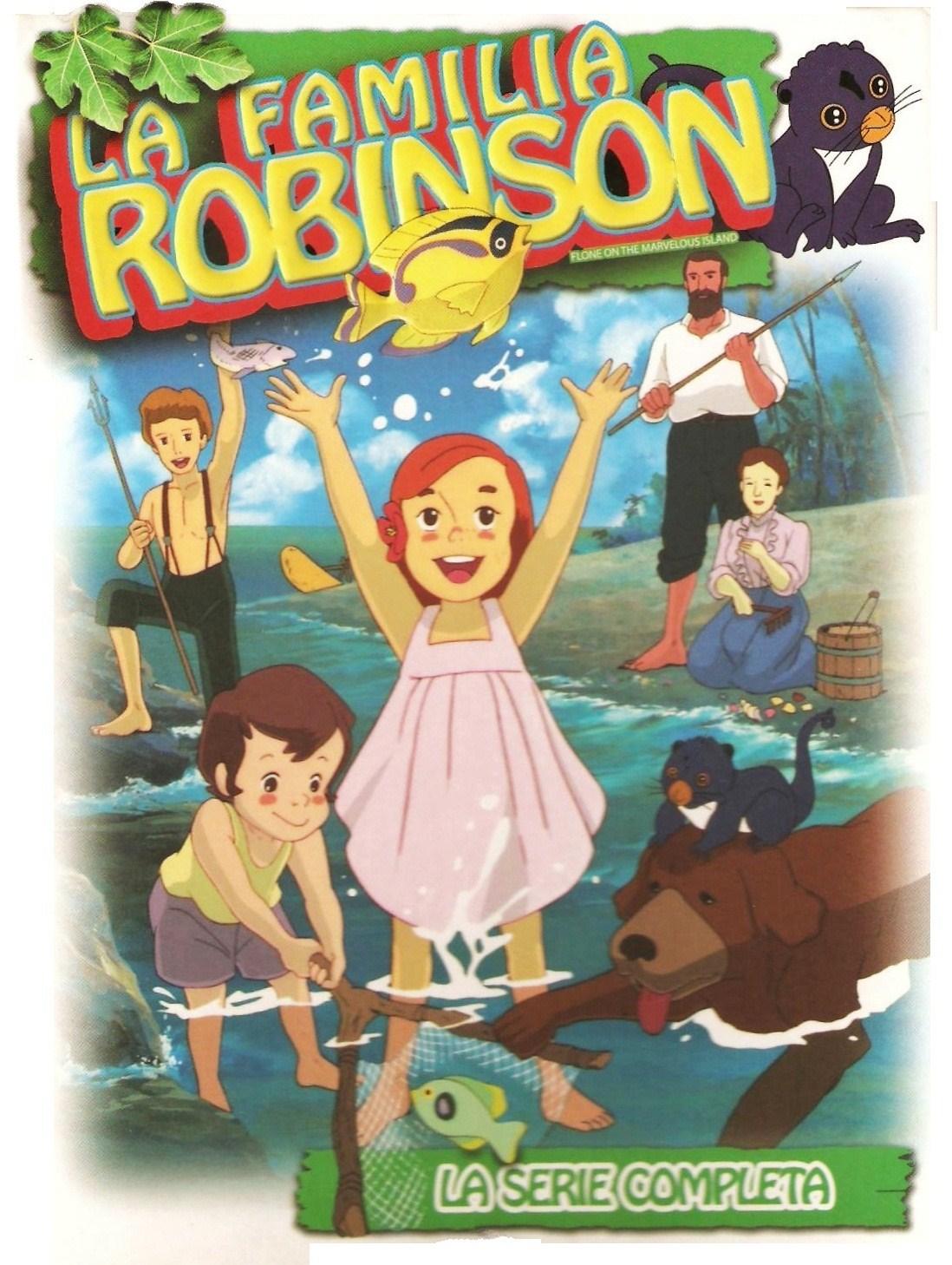 La familia robinson doblaje wiki