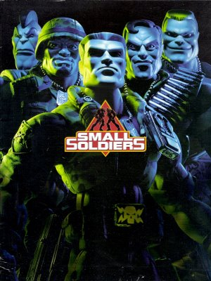 Small Soldiers Commando Elite