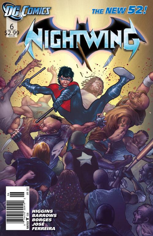 COLECCIÓN DEFINITIVA: NIGHTWING [UL] [cbr] 499px-Nightwing_Vol_3_6