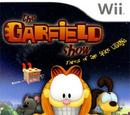 El Show de Garfield en La Guerra de Lasañas espaciales