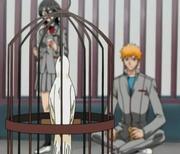 366px-Ichigo, Rukia, Juice & Shibata