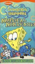 SpongebobVHS NauticalNonsense