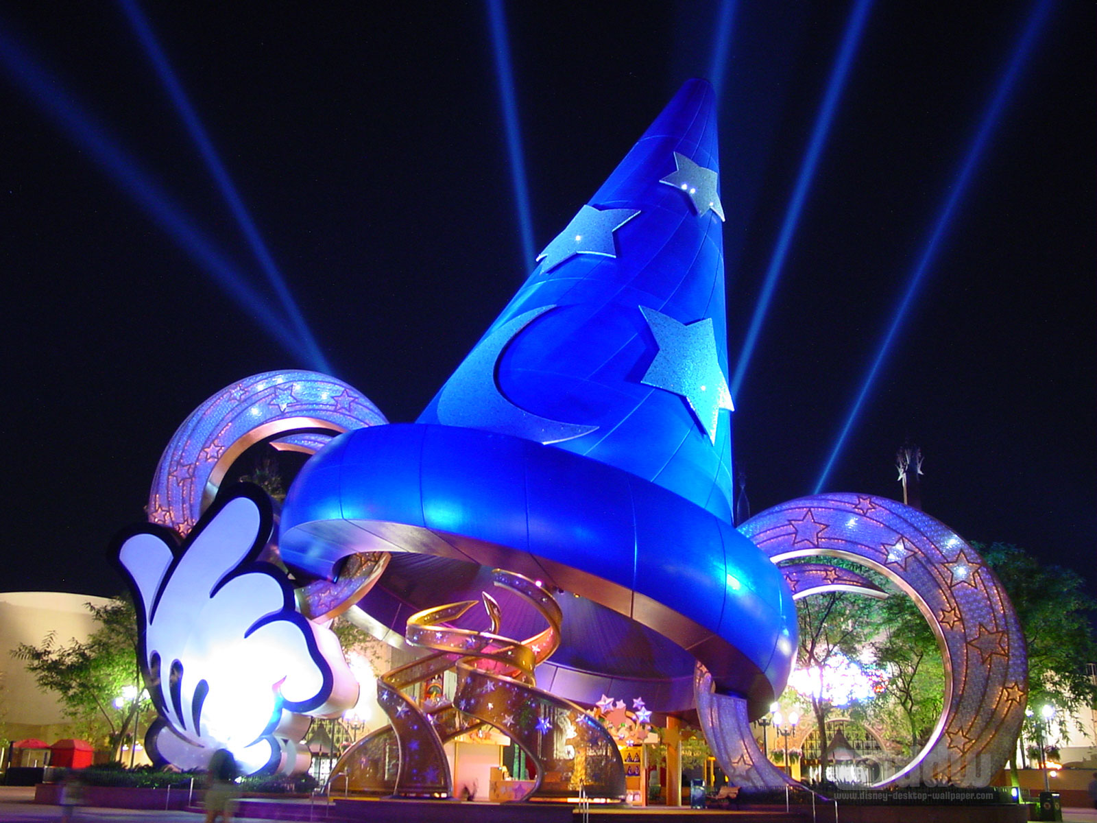 Disney Hollywood Studio Pictures List of Rides And Attractions