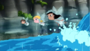 Milly, Ginger and Katie as water sprites.PNG