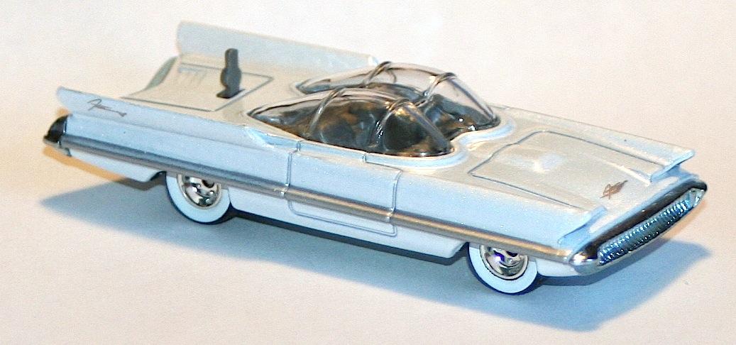 55 Lincoln Futura Concept Hot Wheels Wiki
