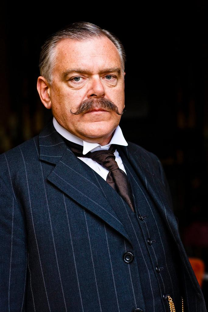 Horace Bryant - Downton Abbey Wiki