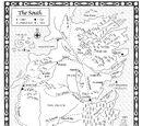 列王的纷争-南方地图