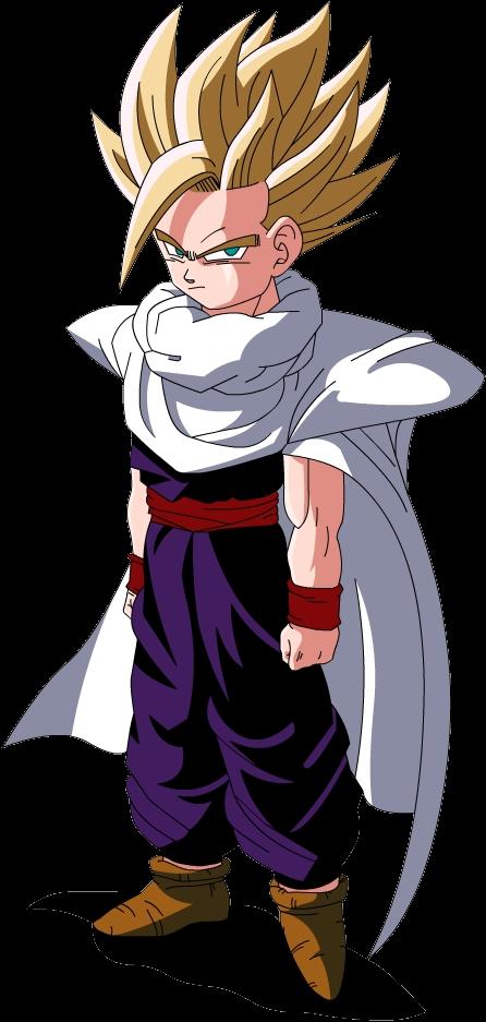 Image - Ssj2 gohan in armor.png - Dragon Ball Wiki - Wikia