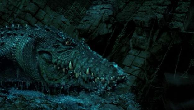 peter pan crocodile in - photo #25