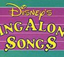 Disney Sing Along Songs