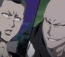Ikkaku Madarame vs. Moe Shishigawara