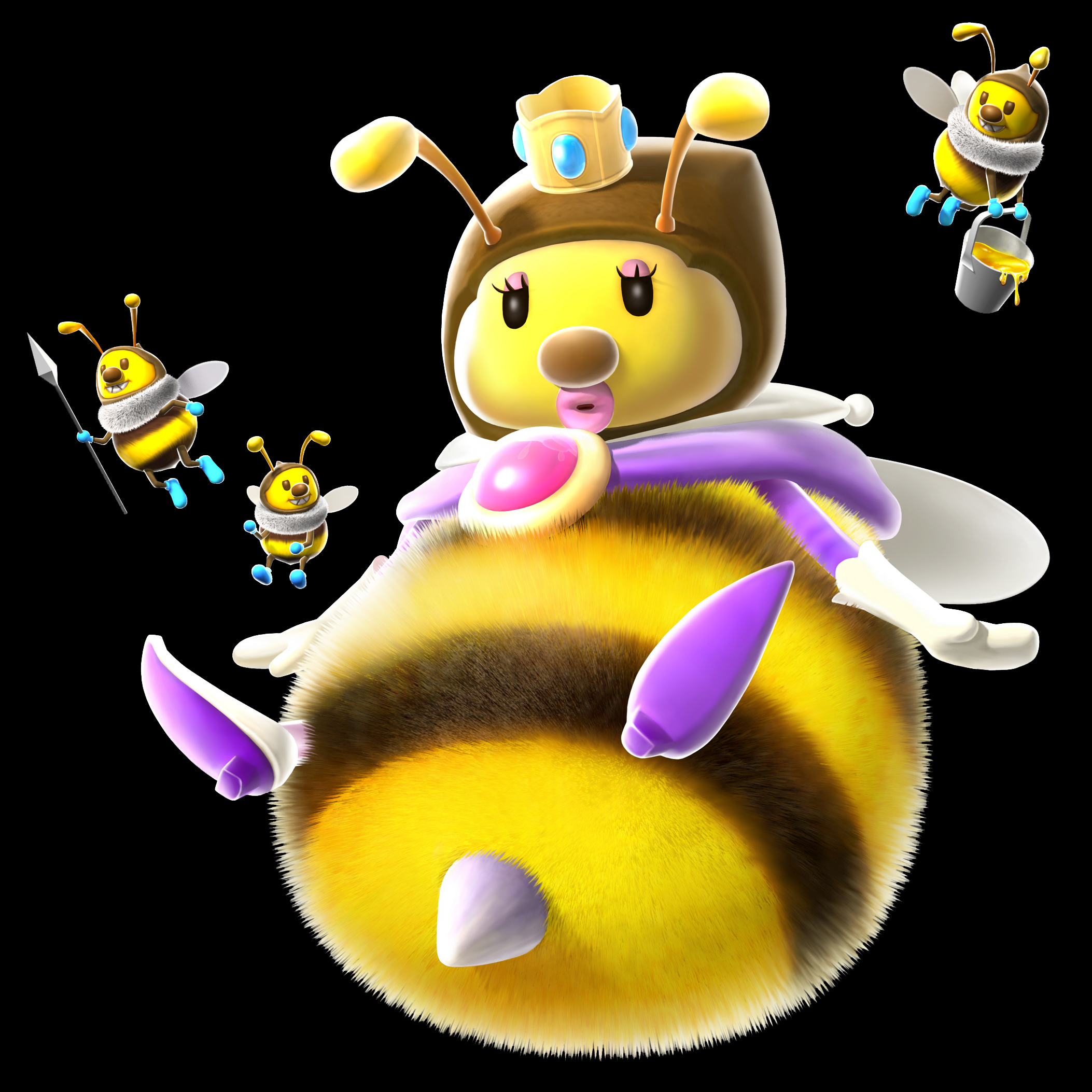 QueenBeeQueen Bee Template