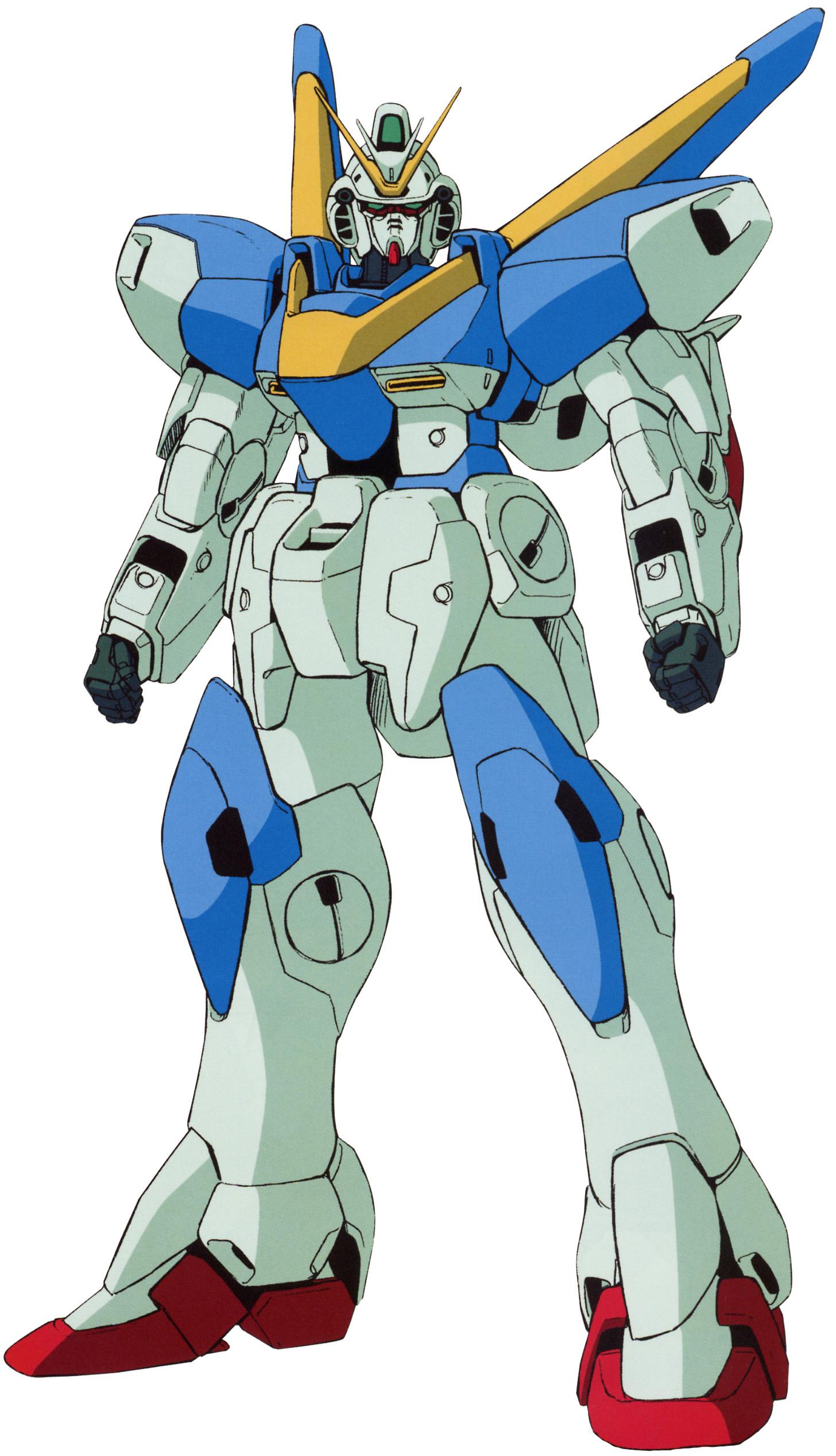 LM314V21 Victory 2 Gundam - Gundam Wiki