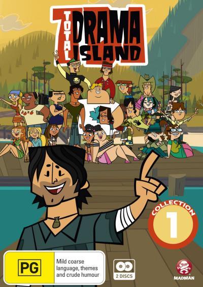Total Drama Island Beach Music