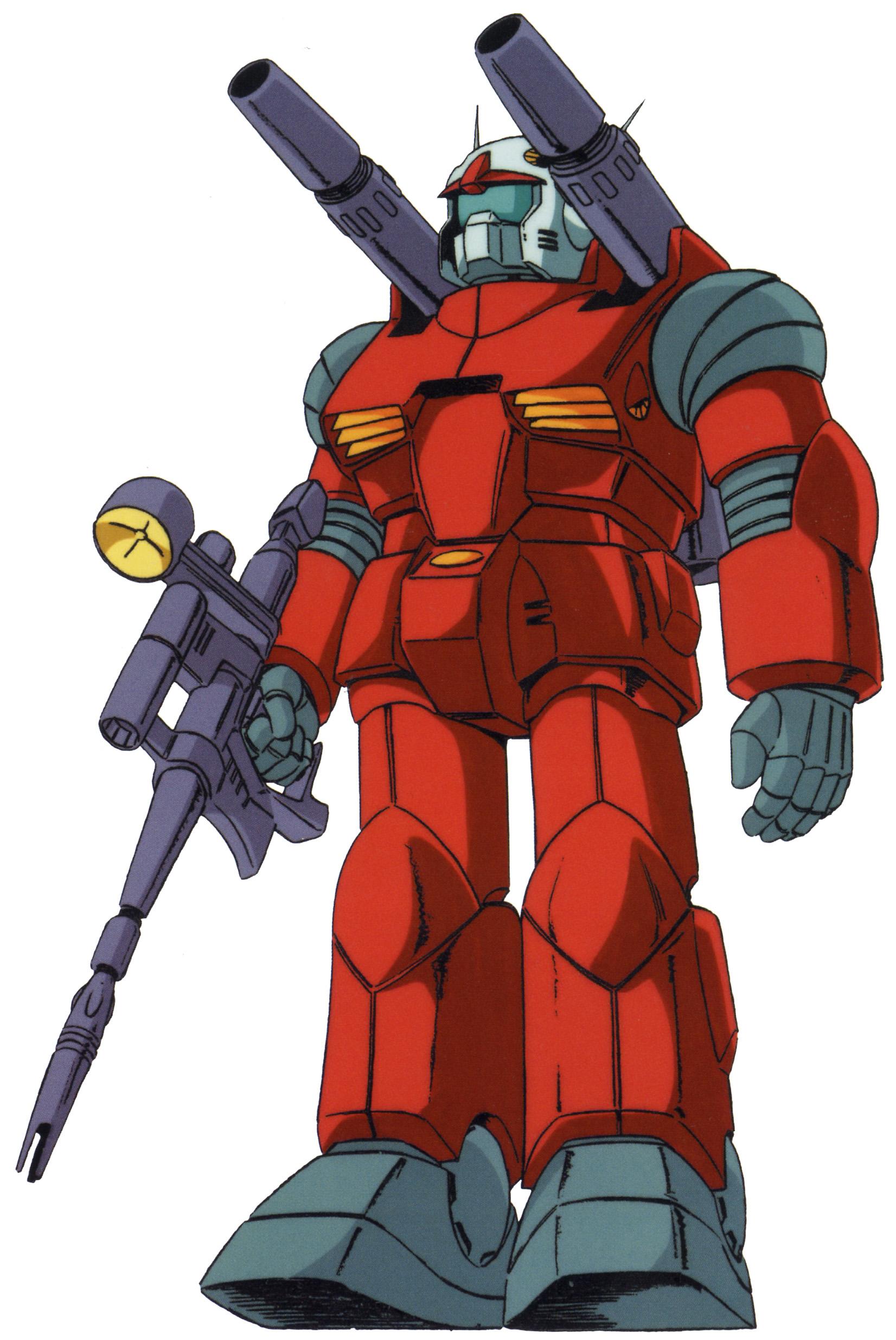 RX-77-2 Guncannon Rx-77-2
