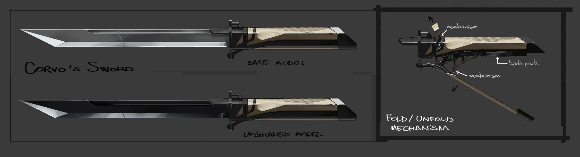 Vircades Project: Liquid Swords 1: Betamax Blades