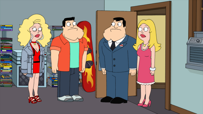 The Kidney Stays In The Picture American Dad Wiki