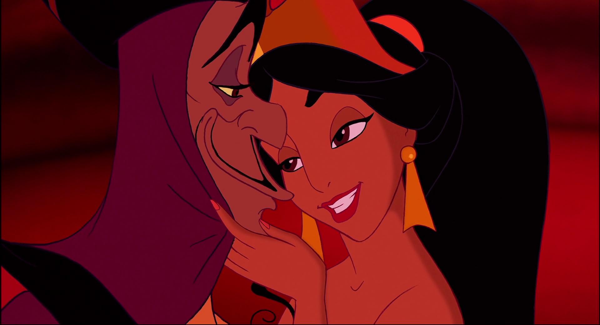 Aladdin: Disney-females 128153 6