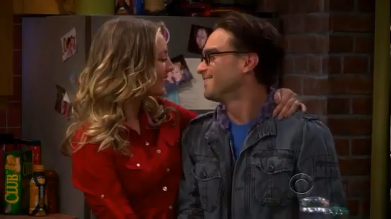 are leonard and penny dating Penny and leonard have been through some big ups and downs over the course of it was a dream come true moment that nerdy folks who are dating hot people.