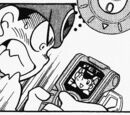 MegaMan NT Warrior manga images