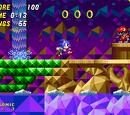 Sonic the Hedgehog 2 - Unused Levels