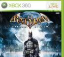 Batman: Arkham Asylum (Behold the greatest comic book game of all time.)