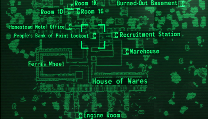People S Bank Of Point Lookout The Fallout Wiki