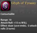 Glyph of Tyranny