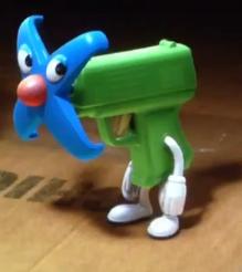 gary grappling hook pixar wiki disney pixar animation