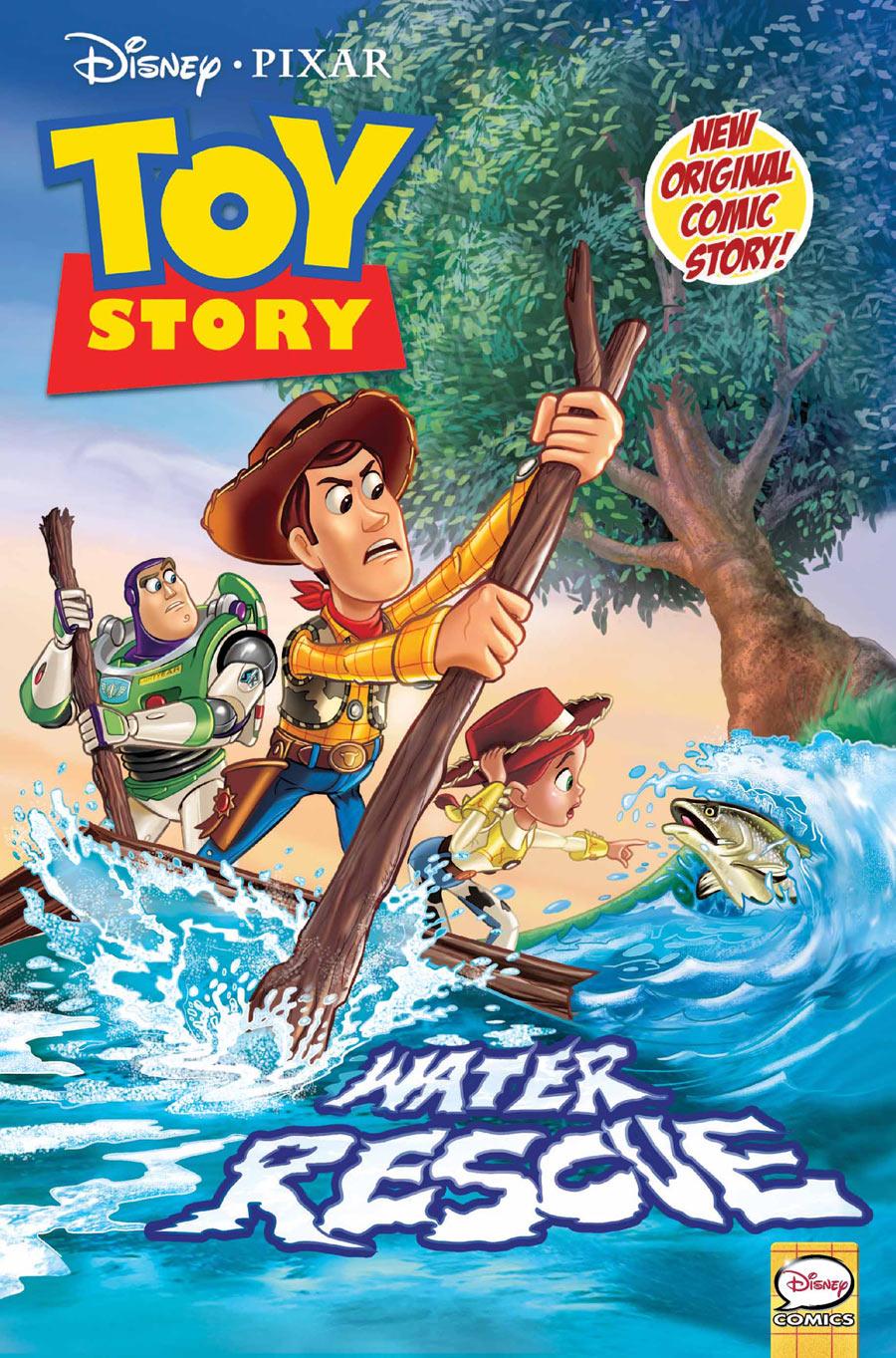 Toy Story Vol 1 4 - Marvel Comics Database