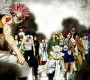 Fairy Tail vs. Phantom Lord