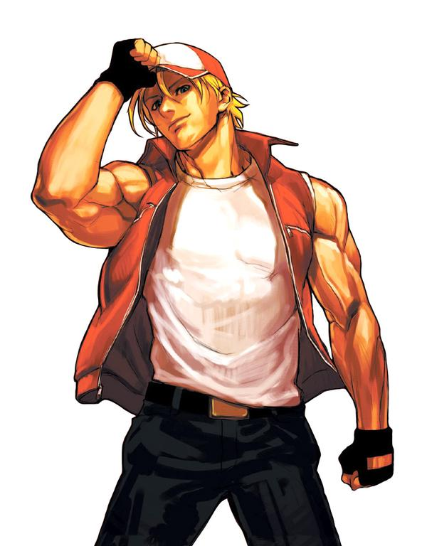 Ultimate Multiverse Heroes Tournament Zerochan.Terry.Bogard.272626