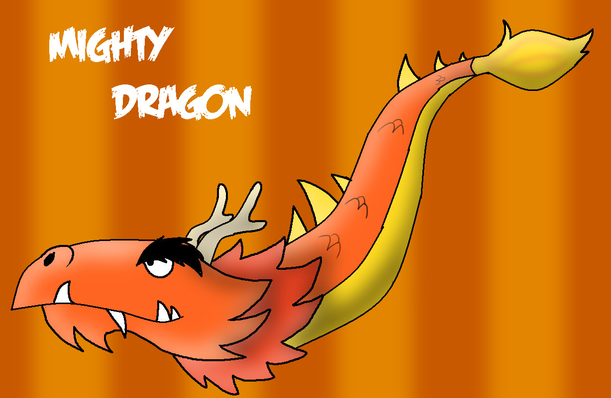 Angry Birds MIGHTY DRAGON Clay Model