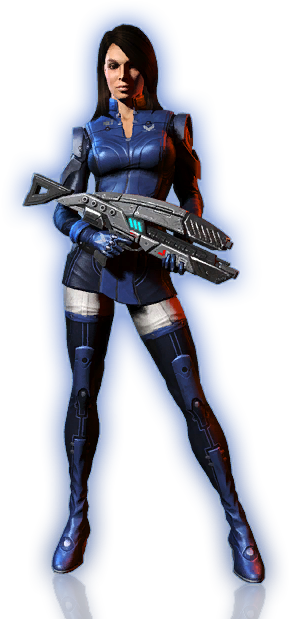 mass effect 2 infiltrator leveling guide