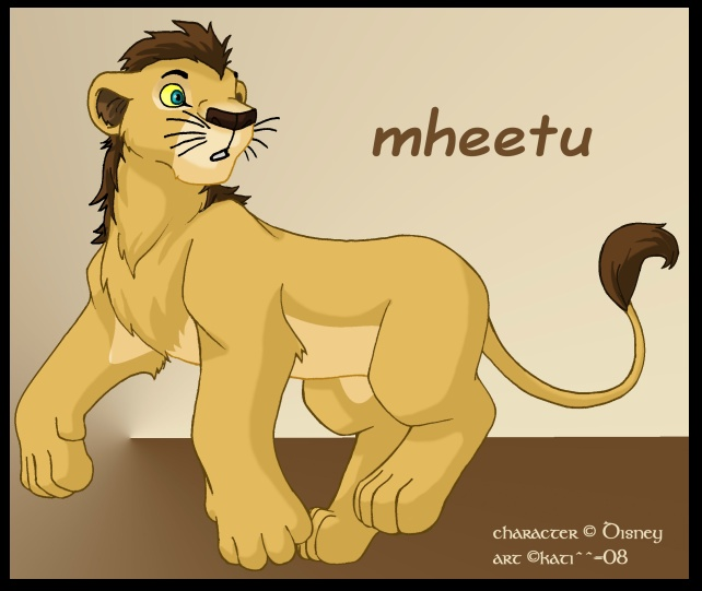 Original concepts and documentations  The Lion King Wiki