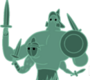Gladiadores Fantasma