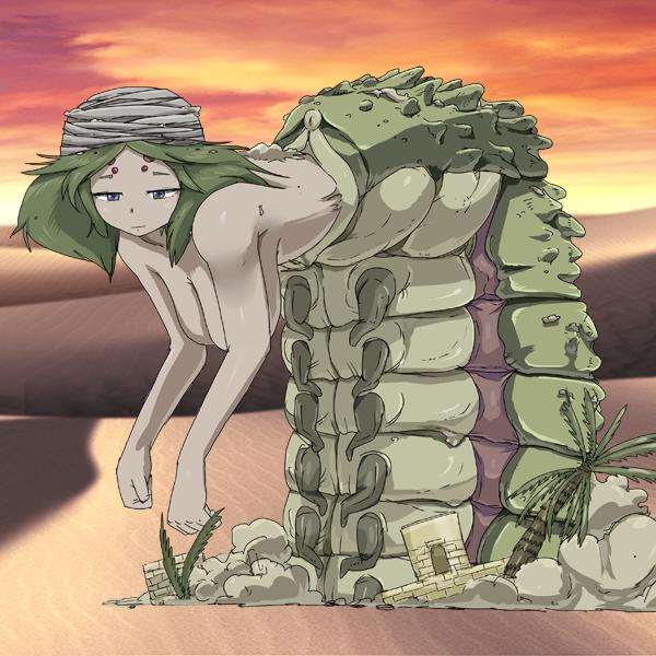 Monster Girl Island Shuri