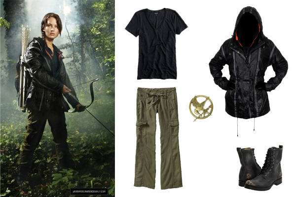 Arena wear - The Hunger Games Wiki