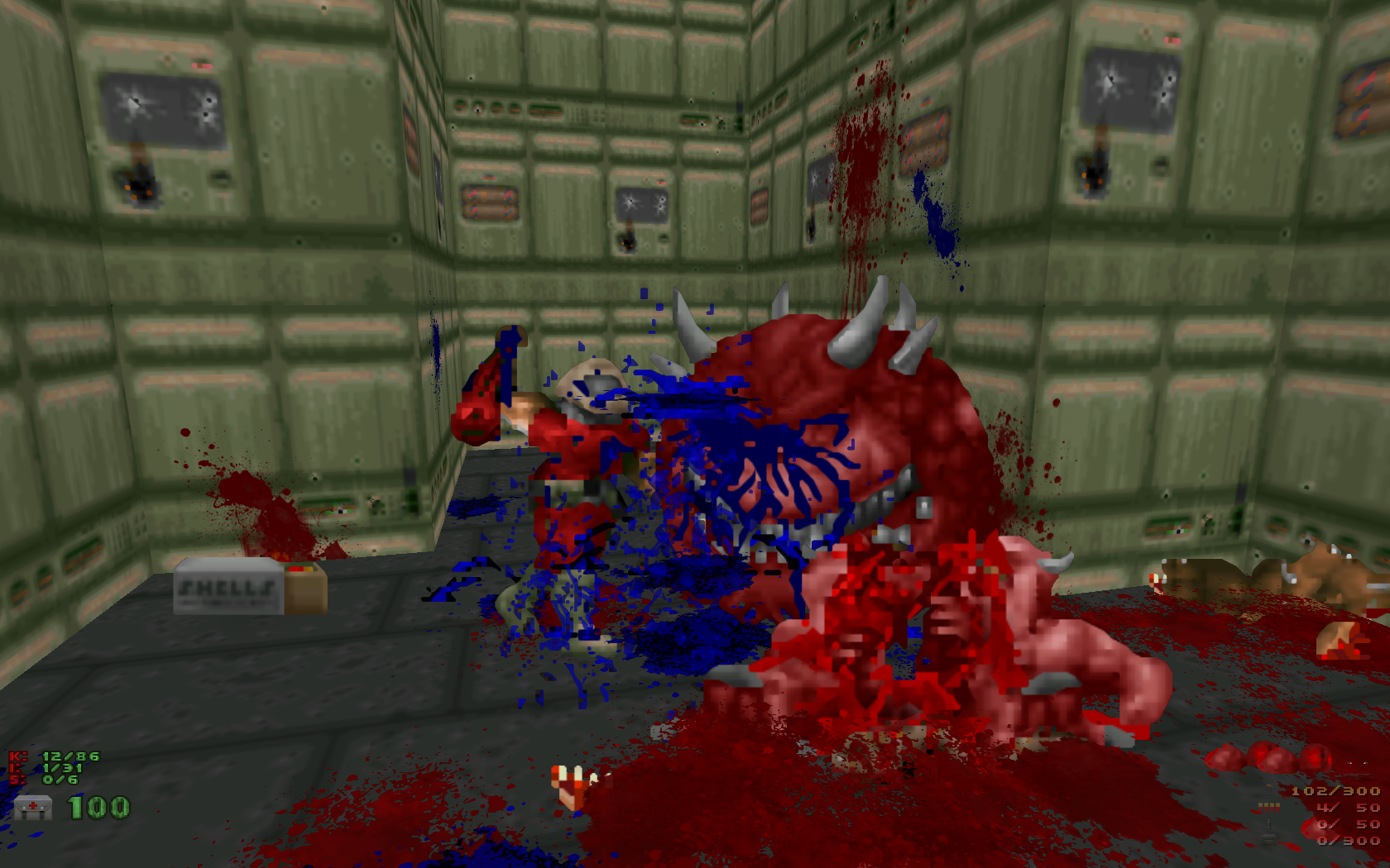 Brutal Doom - The Doom Wikia - Doom, Doom 2, Doom 3, and more