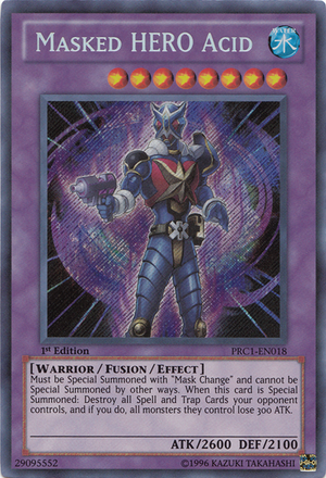 Naito's Articles: Elemental HERO Deck Guide 300px-MaskedHEROAcid-PRC1-EN-ScR-1E