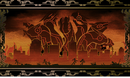 Hakumen (Calamity Trigger, Arcade Mode Illustration, 1).png
