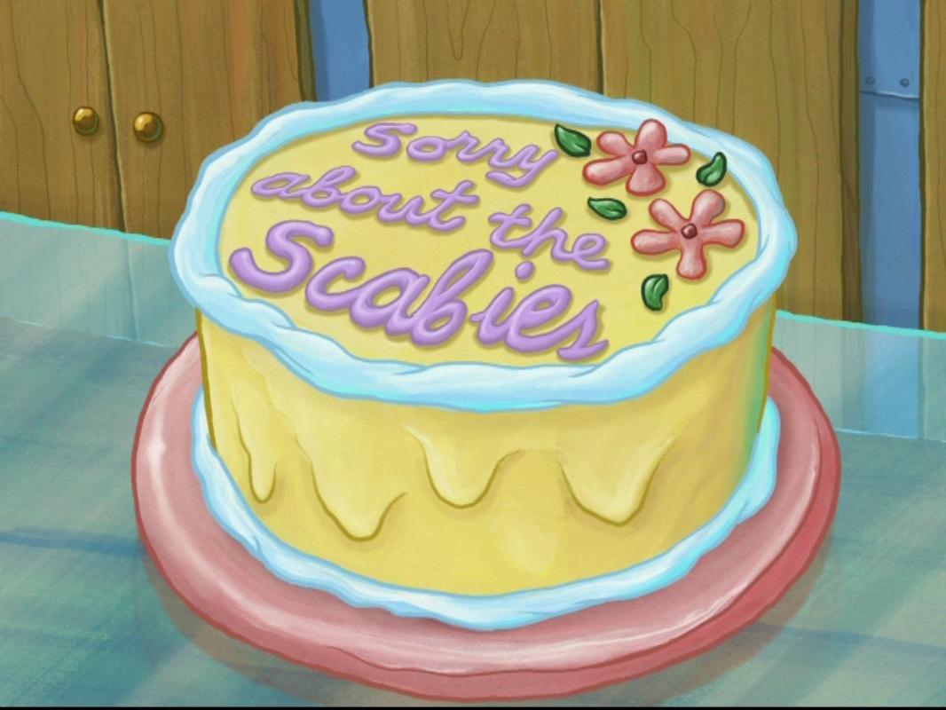 Im Sorry Cakes