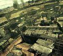 Resident Evil 5 Orte